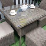 Фото-Sunline Design плетеная мебель Комплект Rose 4
