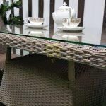 Фото-Sunline Design плетеная мебель Rose 2 beige