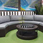 Фото-Мебель плетеная Galaxy lounge 5