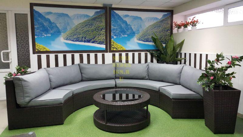 Фото-Плетеная мебель Galaxy lounge 5