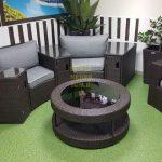 Фото-Плетеная мебель Sunline Design Galaxy 7