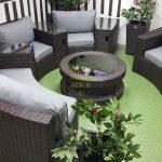 Фото-Sunline Design плетеная мебель Galaxy