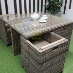 Фото-Barbados мебель из искусственного ротанга