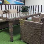 Фото-Infinity Glendon плетеная мебель Sunlinedesign