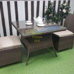 Фото-Мебель из искусственного ротанга Rose royal brown 2