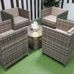 Фото-Мебель из ротанга кофейная группа Barbados