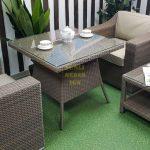 Фото-Плетеная мебель Glendon dining & cofe