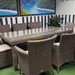 Фото-Плетеная мебель фабрика Sunlinedesign Nina & Rose