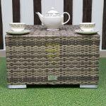 Фото-Стол плетеный Barbados кофейный