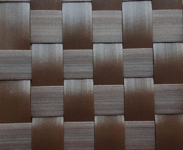 Фото-Искусственный ротанг Wave brown