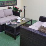 Фото-Комплект плетеной мебели Acoustic set 6