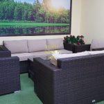 Фото-Мебель из искусственного ротанга Acoustic lounge