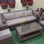 Фото-Мебель из искусственного ротанга Glendon lounge