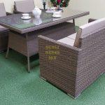Фото-Мебель из ротанга Infinity & Samurai cafe set