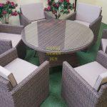 Nina & Infinity 6 фабрика Sunlinedesign производство мебели ротанг