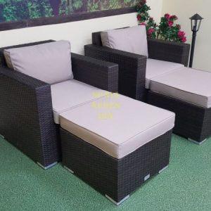 Фото-Плетеная мебель Acoustic relax