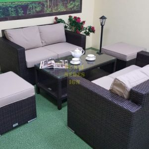 Фото-Плетеная мебель Acoustic set 7