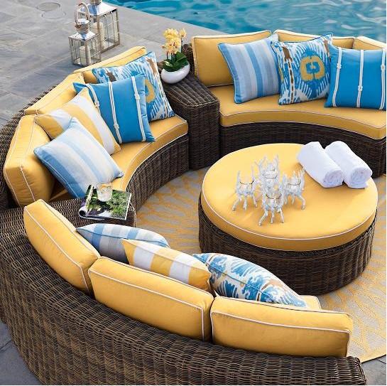 Фото-Плетеная мебель Alpheratz