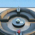Фото-Плетеная мебель Nembus lounge