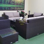 Фото-Плетеная мебель из ротанга Acoustic