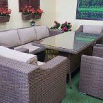 Фото-Ротанг мебель Glendon royal beige