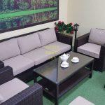 Фото-Садовая мебель из ротанга Acoustic set 3