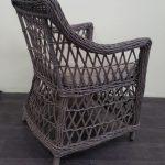 Фото-Кресло из искусственного ротанга Beatrix