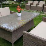 Фото-Мебель из ротанга Infinity & Samurai cafe dining