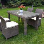 Фото-Плетеная мебель Infinity & Rose cafe set