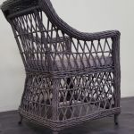 Плетеное кресло Beatrix beige