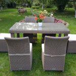 Фото-Садовая мебель Infinity & Rose 160