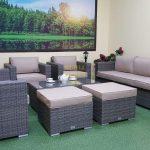 Фото-Allegro natur&beige Плетеная мебель