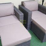 Фото-Allegro natur&beige relax мебель из ротанга