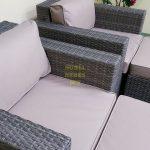 Фото-Садовая мебель Allegro natur&beige relax