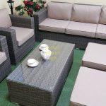 Фото-Allegro natur&beige set 2 Мебель из искусственного ротанга
