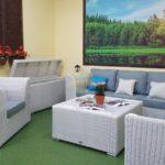 Фото-Atlantic Комплект плетеной мебели