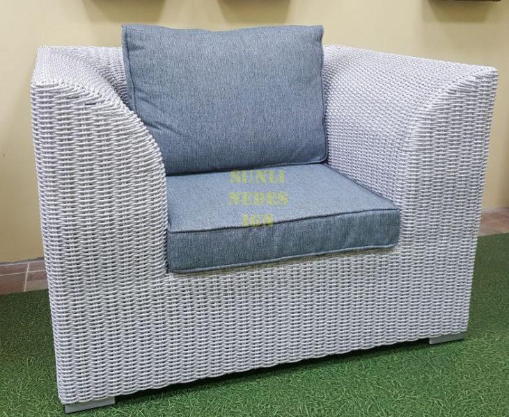 Фото-Atlantic Кресло плетеное