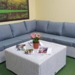 Фото-Atlantic Lounge Плетеная мебель