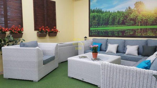 Фото-Atlantic Плетеная мебель