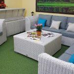 Фото-Atlantic Садовая мебель из ротанга