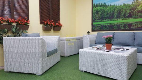 Фото-Atlantic Set 2 Плетеная мебель