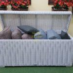 Фото-Atlantic Сундук плетеный садовый