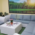 Фото-Atlantic set 1 плетеная мебель для отдыха