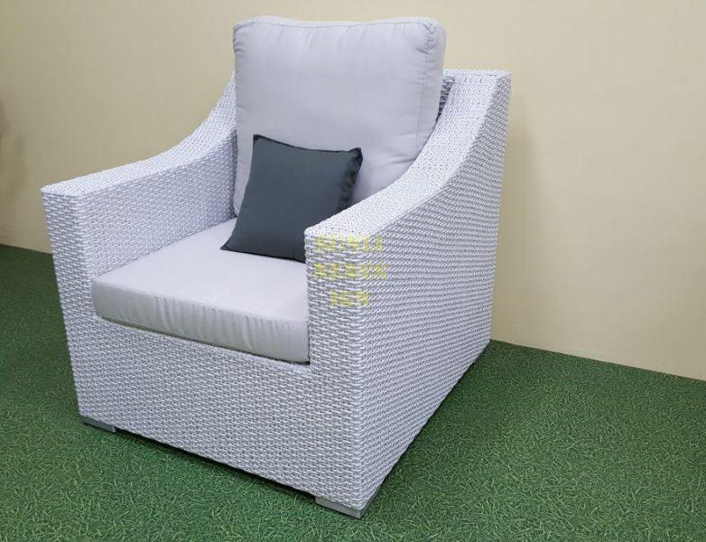 Фото-Кресло плетеное Pegas