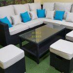 Фото-Pegas grey Мебель из ротанга