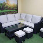 Фото-Pegas grey плетеная мебель из ротанга
