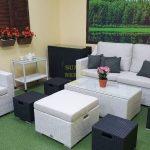 Фото-Pegas modern mix плетеная мебель