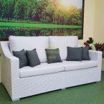 Фото-Плетеный диван Pegas 200