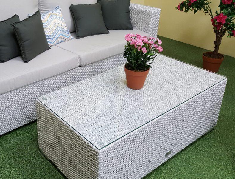Фото-Стол плетеный Pegas box 120