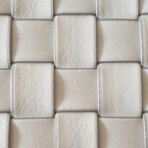 Фото-Искусственный ротанг Cinzano white / Производство плетеной мебели